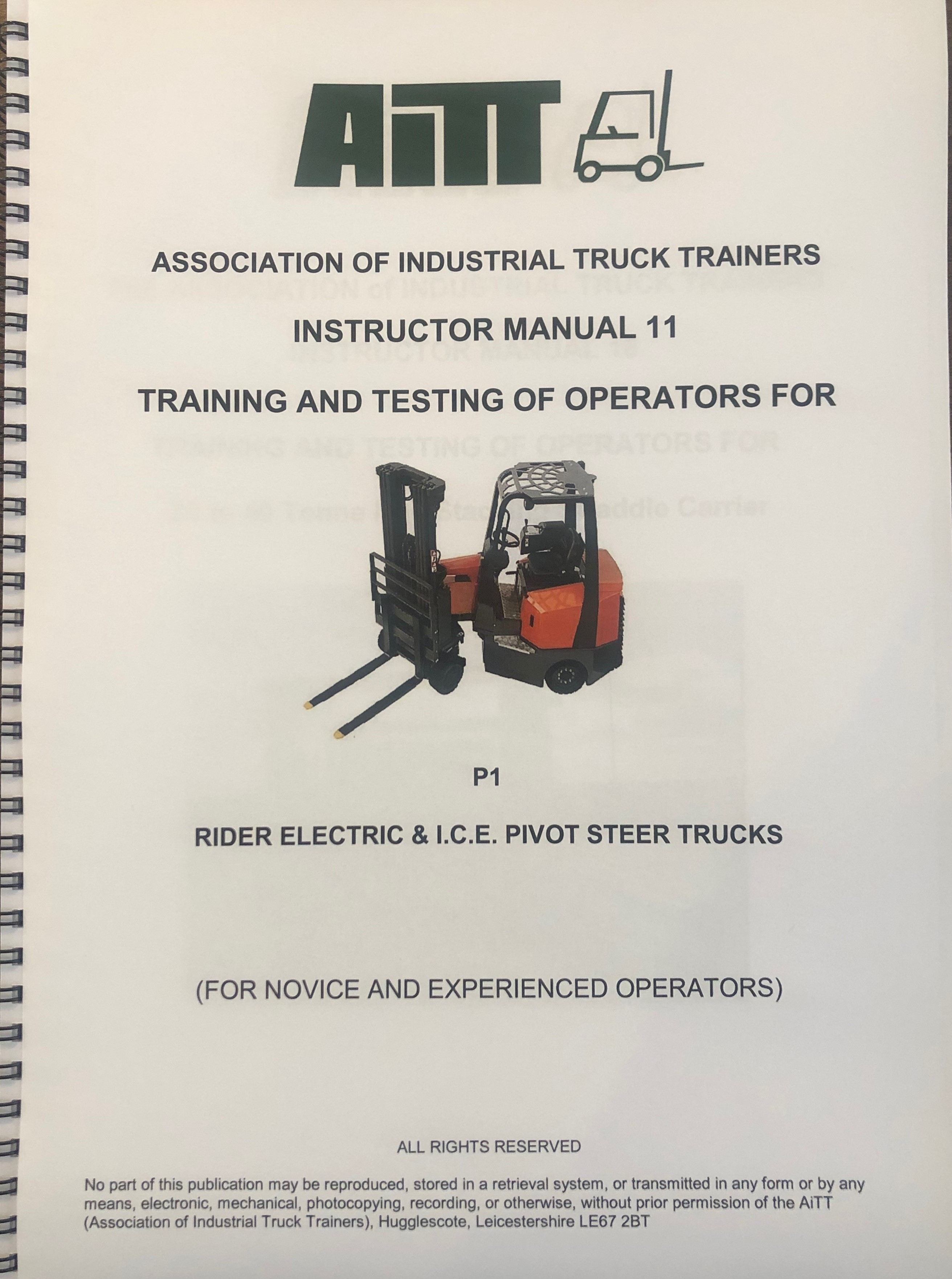 Instructor Manual 11 - P1 image